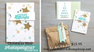 Christmas Bliss Stamp set