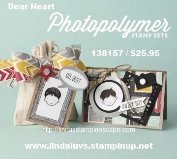 Dear Heart stamp set