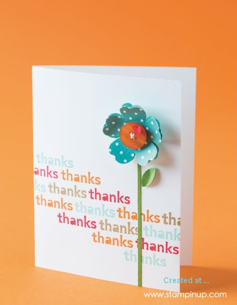 SU Thanks Card
