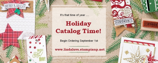 Holiday Catalog Time