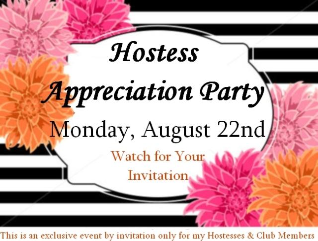 Hostess Invite