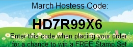 march-hostess-code