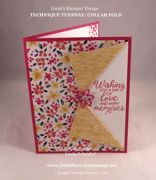 Designer Paper Creations A Parade Of Cards Lindas Stampin Escape