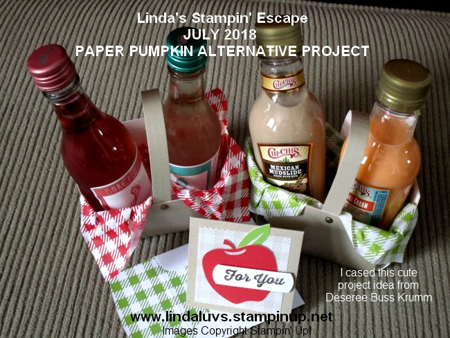 Simply Sunday: Who Loves FREE Stamps? | Linda's Stampin' Escape